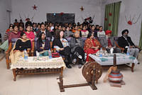FAREWELL PARTY FOR CANADIAN STUDENTS