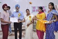 Nurses week celebration & Oath Ceremony of Fresher's at RIN